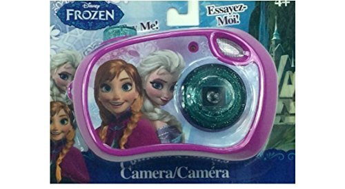 Disney Frozen Toy Camera Featuring Elsa Anna