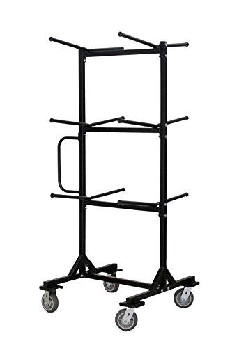 Mitylite Half Tree Cart Folding Chairs Black Nobsoc