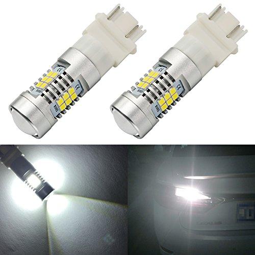 Cree LED 7443 Xenon 12 SMD White Reverse Light Backup Bulb US Stock Fast